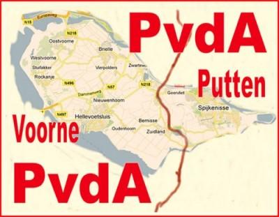25 april 2015 - De eerste gezamenlijke vergadering van alle afdelingen van Voorne Putten vond plaats in Spijkenisse.