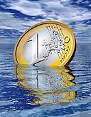 Geld in het water gooien