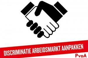 Discriminatie Arbeidsmarkt aanpakken