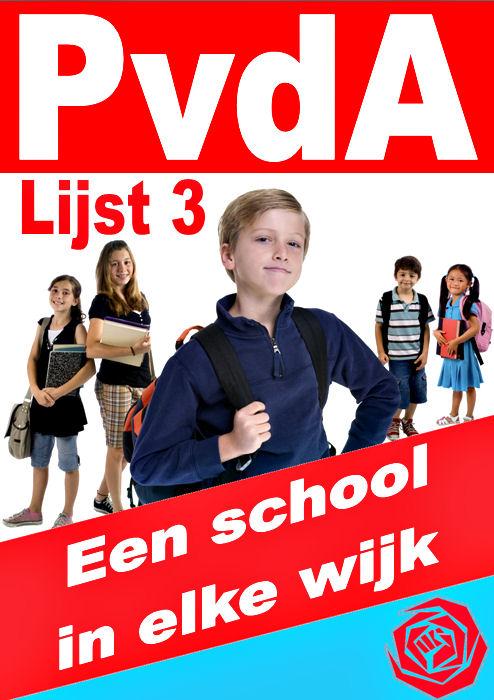 Een school in elke wijk