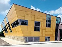 Foto gebouw Lindeloof