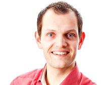 Wouter Struijk, lijsttrekker voor de PvdA Nissewaard.