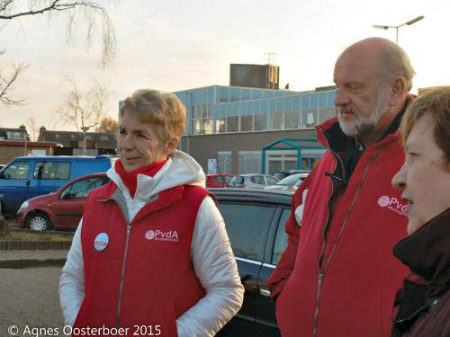 Truus, Henk en Anneke...