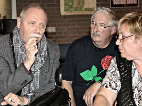 Karel, Daan en Anneke...
